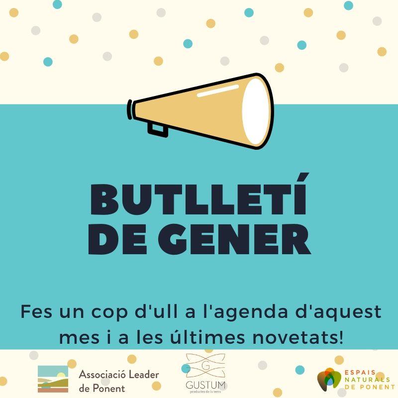 Butlletí Gener 2018