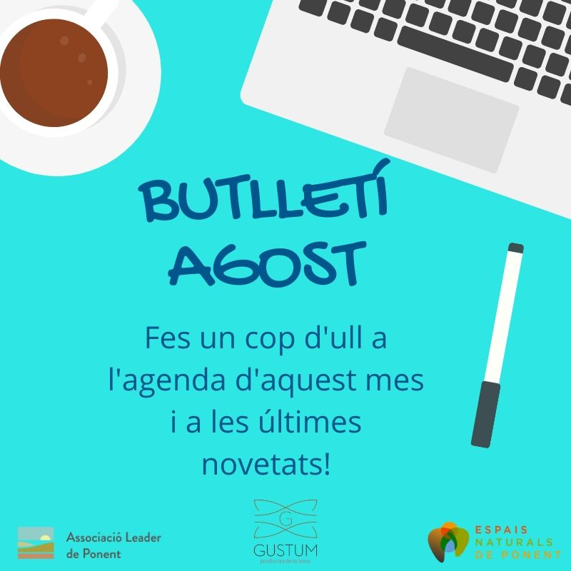 Butlletí Agost 2018