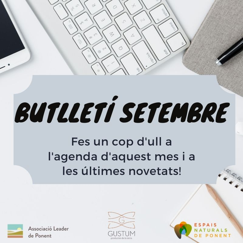 Butlletí Setembre 2018